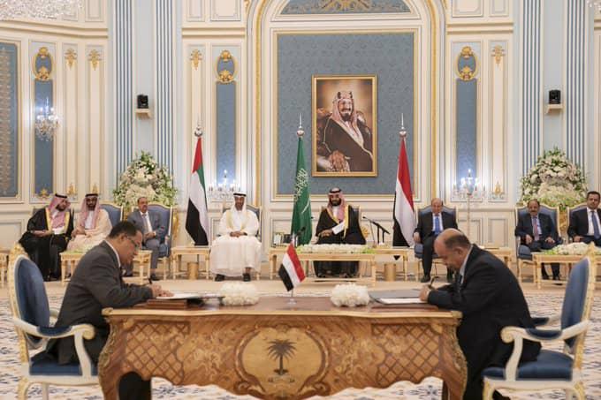 البرلمان والأحزاب والقيادات المحلية والعسكرية إتفاق الرياض يعزز جبهة الشرعية ويصب في إنهاء الإنقلاب وإستعادة الدولة